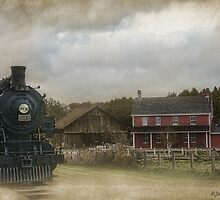 Stepping Back In Time by jules572