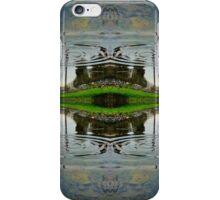 Puddle Portal  iPhone Case/Skin