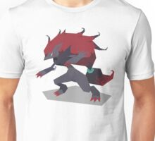 Cutout Zoroark Unisex T-Shirt