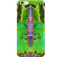 Bug 50 iPhone Case/Skin