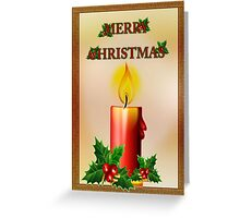 Merry Xmas 4 Greeting Card