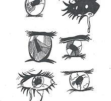 eye c yew by BRIDGECOLLAPSES