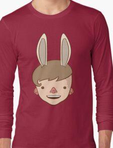 Bunny Bunny Bunny Bunny BUH-NEH! Long Sleeve T-Shirt