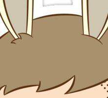 Bunny Bunny Bunny Bunny BUH-NEH! Sticker