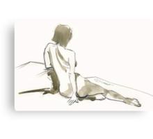 Arm Rest Canvas Print