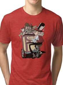 Jazzratz pt.1 Tri-blend T-Shirt