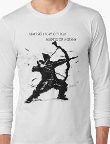 Hawkeye Gough Long Sleeve T-Shirt