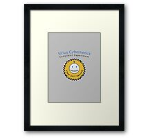 Sirius Cybernetics Complaint Department Framed Print