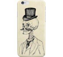 Old Gentleman iPhone Case/Skin