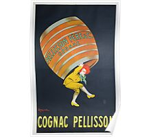 Vintage French Ad Poster Poster