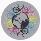 World Ride Sticker by MangaKid