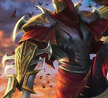 Epic Zed by saboe