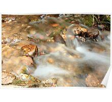 Small river - Samos, Greece Poster