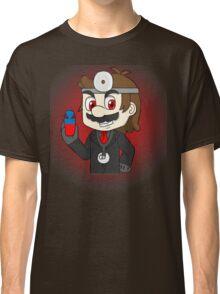 Smash Bros - Evil Dr. Mario Classic T-Shirt