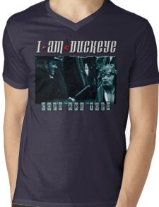 COPS ARE TOPS I am Duckeye Mens V-Neck T-Shirt