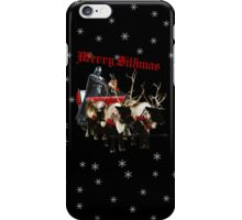 Merry Sithmas iPhone Case/Skin
