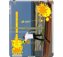 Destroy All Obstacles! iPad Case/Skin