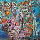cat-zini by Zoë MacTaggart