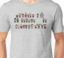 DRAGON AGE characters Unisex T-Shirt