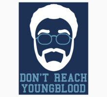 Don't Reach Youngblood - Sticker (2) by 23jd45