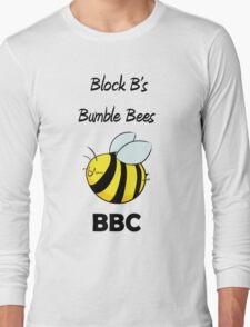 Block B's Bumble Bees Long Sleeve T-Shirt