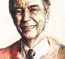 Mr. Rogers by AaronBir