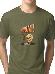 BOOM! Headshot Tri-blend T-Shirt