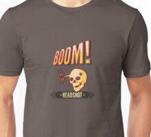 BOOM! Headshot Unisex T-Shirt