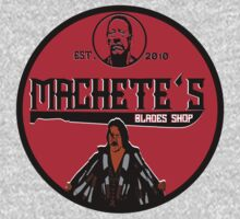 Machete's blades shop by superedu