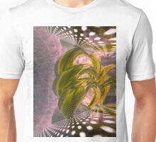Abstract rings Unisex T-Shirt