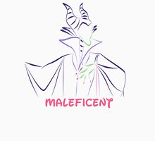 Maleficent (Personalized, please Bubblemail/email me before ordering) Unisex T-Shirt