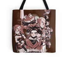 LORD OF THE TIME Tote Bag