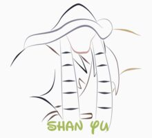 Shan Yu (Personalized, please Bubblemail/email me before ordering) by kferreryo
