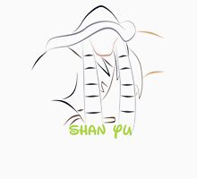 Shan Yu (Personalized, please Bubblemail/email me before ordering) Unisex T-Shirt