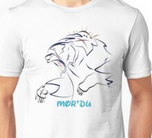 Mor'du (Personalized, please Bubblemail/email me before ordering) Unisex T-Shirt