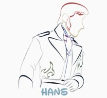 Hans (Personalized, please Bubblemail/email me before ordering) by kferreryo