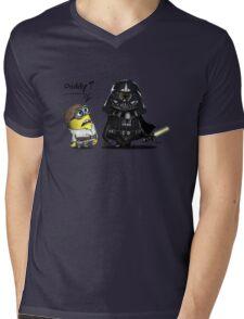 darthminion Mens V-Neck T-Shirt