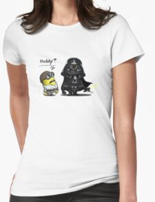 darthminion Womens Fitted T-Shirt