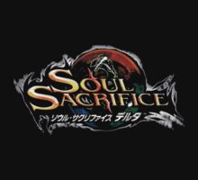 Soulsacrifice shirt/sticker by Steelgear24