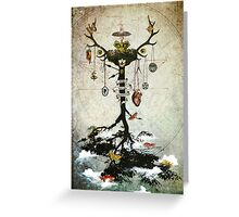Supernatural - Strange Fruit Greeting Card