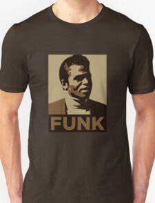 James Brown: FUNK Unisex T-Shirt