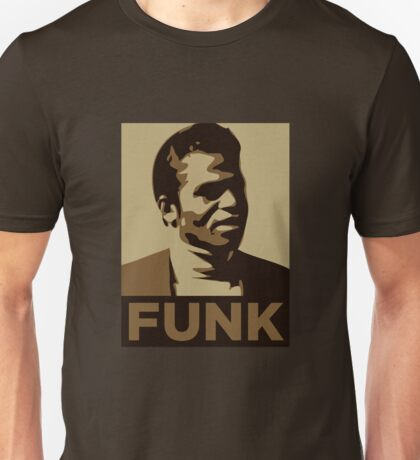 James Brown: FUNK Unisex T-Shirt