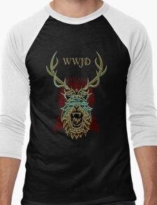 What Would Joffrey Do? - Shiny Men's Baseball ¾ T-Shirt