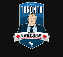 Mayor Rob Ford - Please Come Back, We Have Crack. Unisex T-Shirt