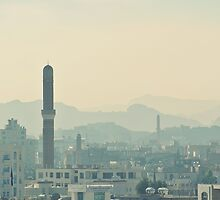 Good morning Sana'a by heinrich
