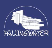 Fallingwater/ Disney by SallySparrowFTW