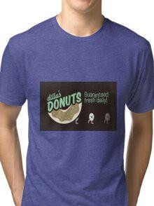 Dilla's Donuts Tri-blend T-Shirt
