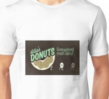 Dilla's Donuts Unisex T-Shirt