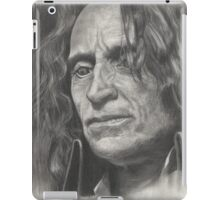 A empty heart and a chipped cup. iPad Case/Skin