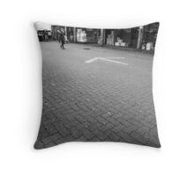 November / Granville Island 6 Throw Pillow
